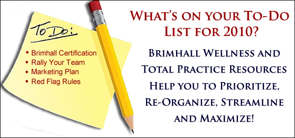 What's on Your To-Do List for 2010?